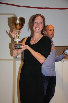 Charlotte Hvid Olavsgaard - klubmester 2013